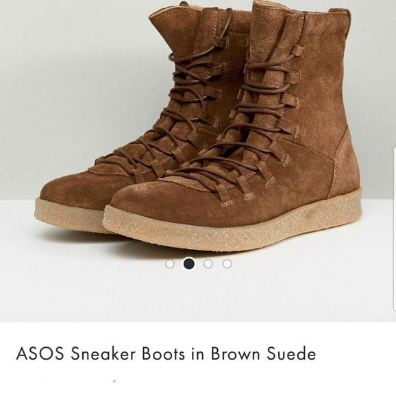 ASOS Shoes | Asos Mens Sneaker Boots